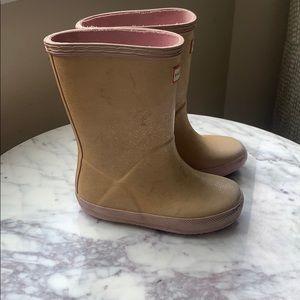 Hunter Shoes - Toddler girls Hunter Boots